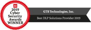 2019 Best DLP Solution Award