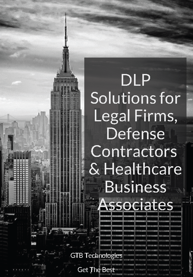 DLP that Works Legal Defense Healthcare BA