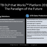 Badmouthing Data Loss Prevention (DLP) is Fashionable