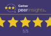 Gartner Peer Insight – 5 Star