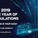 2019 The Year of Data Regulations