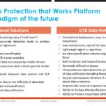 Big data, heavy data & DCAP