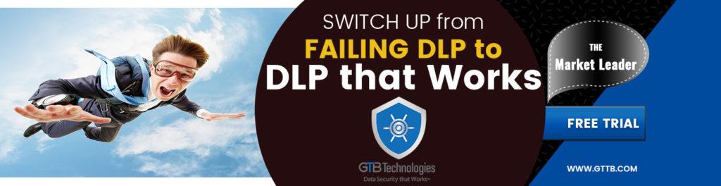GTB DLP Market Leader
