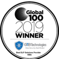 Winner 2019 Best DLP Solutions