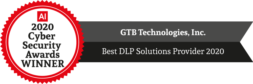 2020 Leader DLP Solutions Provider